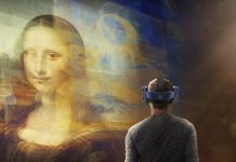 Louvre and HTC Vive Arts collaborate on Mona Lisa VR experience