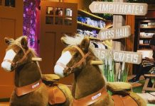 CAMP Family Experience Store innovates in retailtainment with Date Night child care