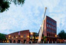 JRA Louisville Slugger Museum
