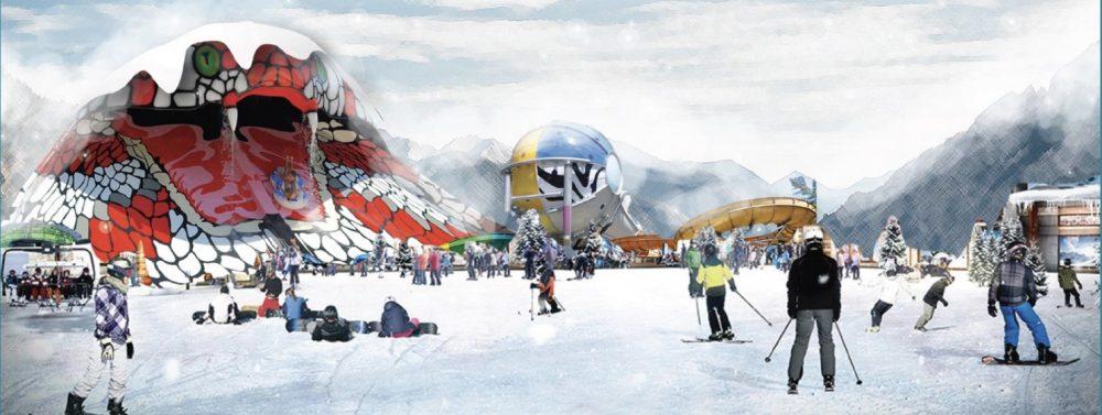 Polin Kunming Snowpark