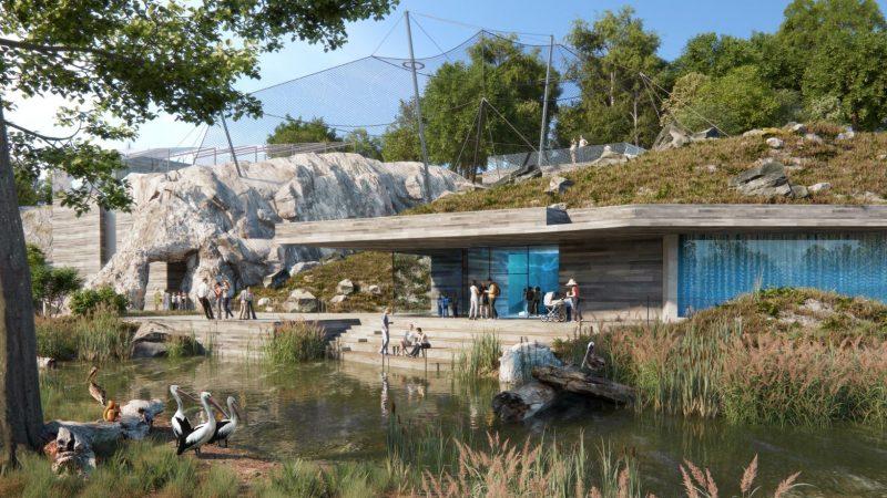 vienna zoo aquarium