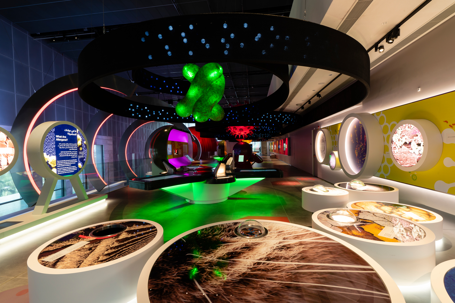 Electrosonic Wins Best Museum Project Of The Year Blooloop
