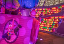 Disney California Adventure shares a first look at Inside Out Emotional Whirlwind