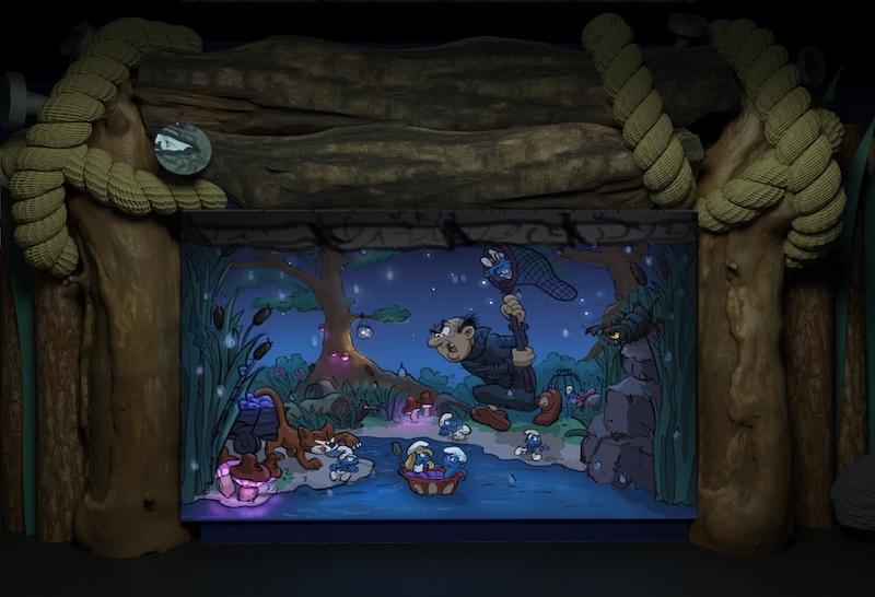 Lagotronics Smurfs Adventure