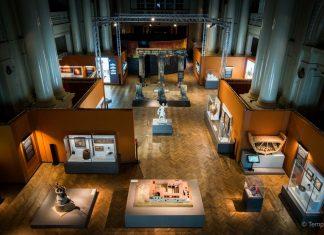 EDG Exhibits Development Group pompeii