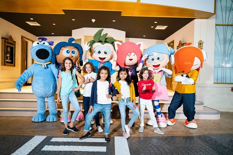 Emaar Entertainment Announces Kidzania Abu Dhabi Yas Mall Blooloop
