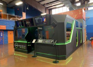 omni arena Virtuix VR