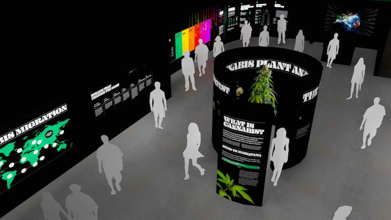 weedmaps museum weed