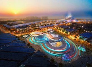 mobility pavilion expo 2020 dubai blooloop