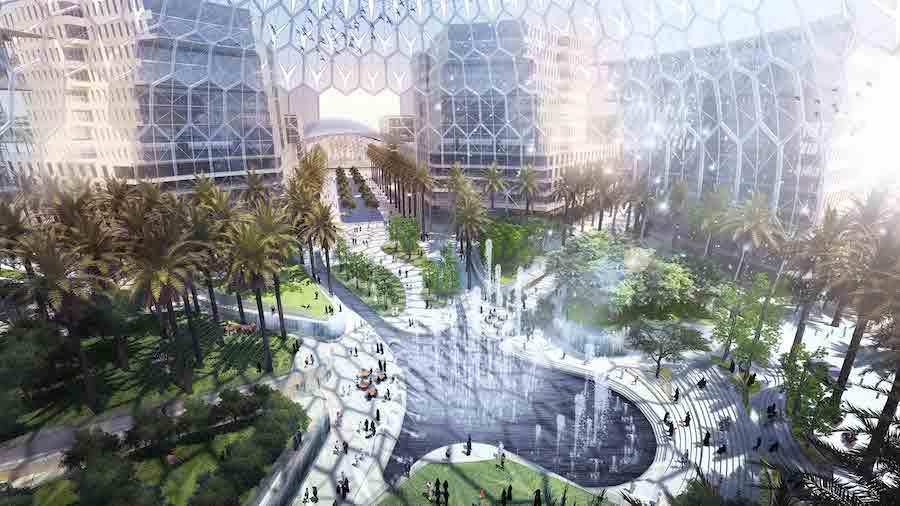 expo 2020 dubai-alwasl-plaza blooloop
