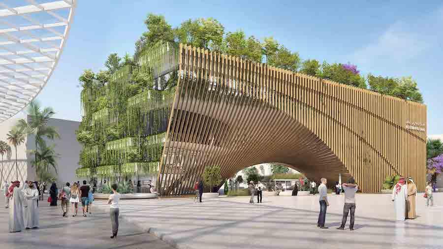 The Belgium Pavilion expo 2020 dubai