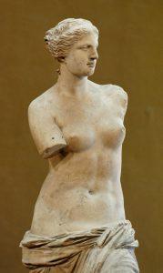 venus de milo louvre most visited museum