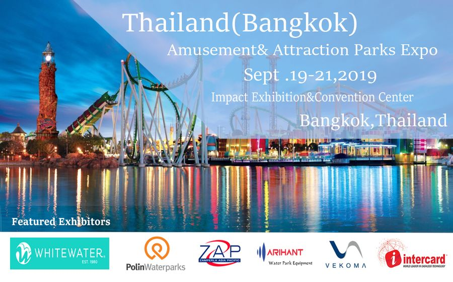 TAAPE 2019 Thailand Amusement & Attraction Parks Expo