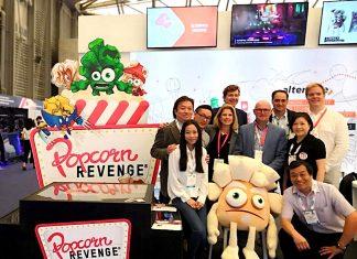 Team-Alterface-Popcorn-Revenge-IAAPA-Expo-Asia-Shanghai-2019