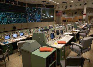 space center houston mission control