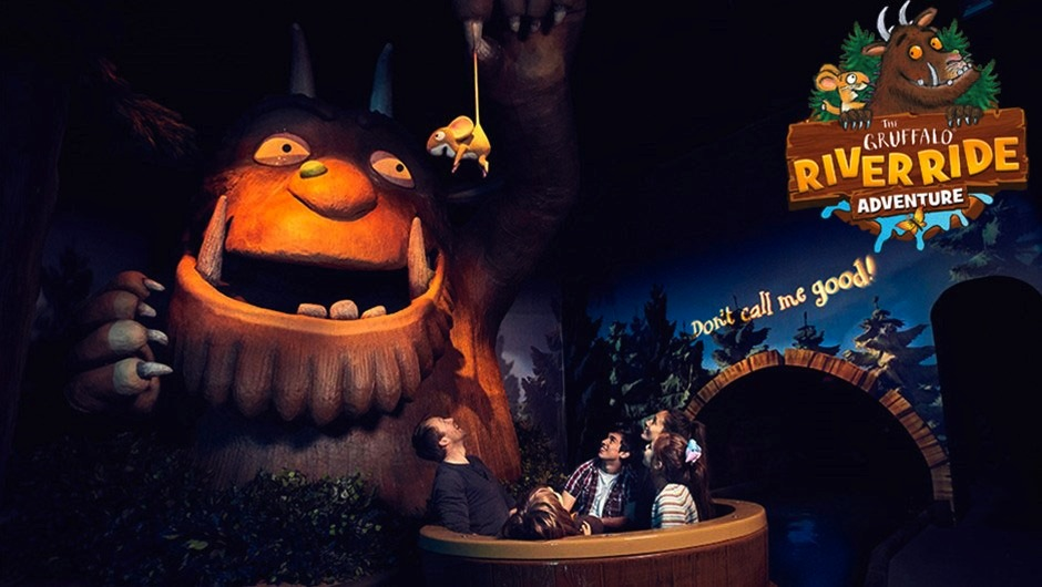 Chessington-Gruffalo-River-Ride-Adventure
