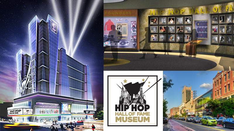 hip hop hall of fame museum hotel