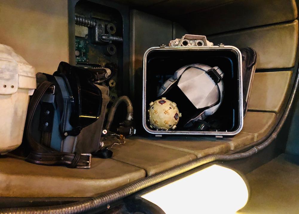millennium falcon: smugglers run easter eggs