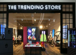 westfield the trending store retailtainment technology AI