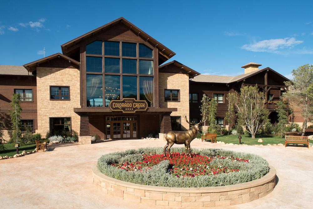 PGAV hotel colorado creek