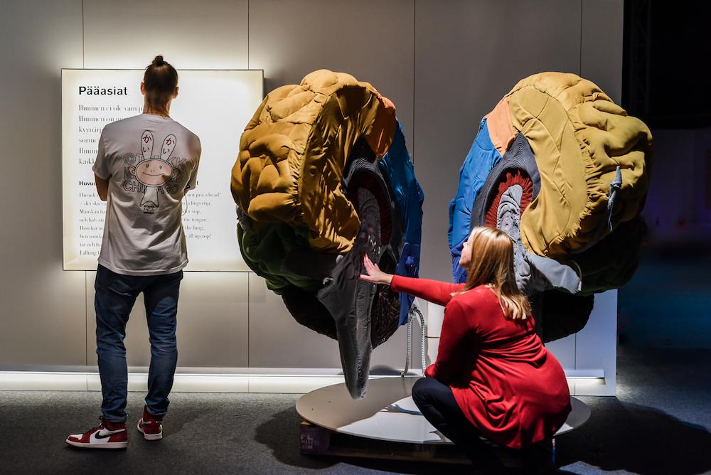 Heureka Lappset exhibitions