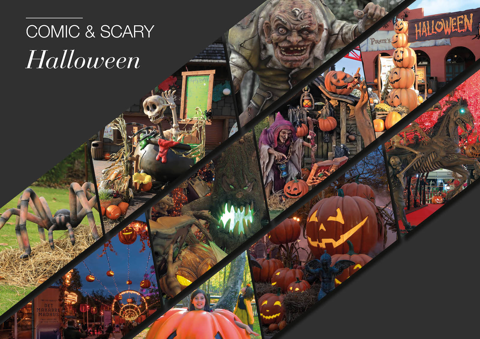 MK themed attractions halloween
