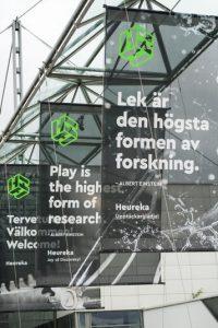 Heureka exhibitions Lappset