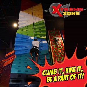 iPlayCO Abu Dhabi Mall Xtreme Zone blooloop