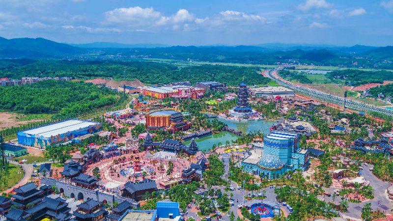 fantawild oriental heritage theme park