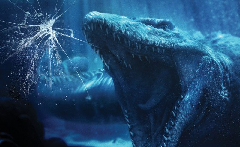 mosasaurus jurassic world