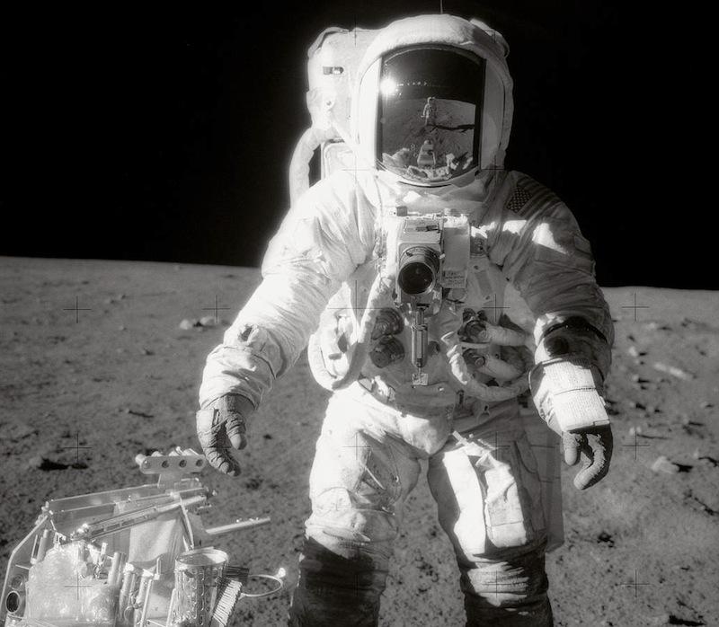 Apollo-XII-moon-landing-Astronaut-Alan-L-Bean