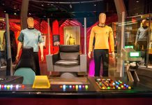 Exhibits Development Group reveal booking open for Star Trek: Exploring New Worlds