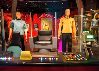 edg star trek exhibition