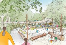 Studio Egret West unveil masterplans for projects at Horniman Museum & Gardens