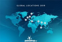 Frontgrid ParadropVR location Map