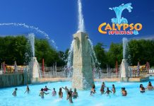 Six Flags Hurricane Harbor expands with giant activity pool at Calypso Springs