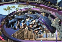 Tidal Twister opens at SeaWorld San Diego with Ride Entertainment