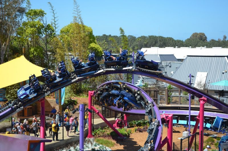 Tidal Twister Opens At Seaworld San Diego Ride Entertainment Blooloop