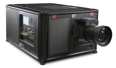 Barco UDM projector