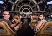 Star Wars: Galaxy's Edge welcomes one millionth rider on Millennium Falcon: Smugglers Run