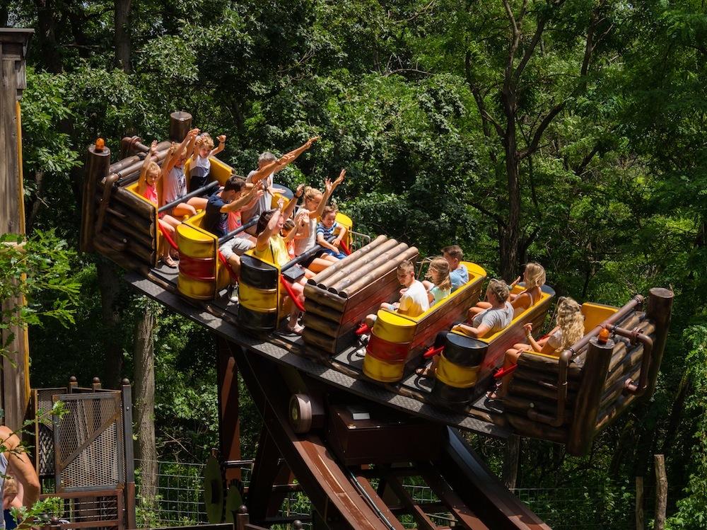 Wirbelsturm Family Park Family Rides å2019