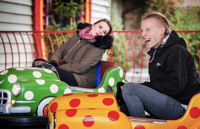 Karls_Gummibeerchen-Land-Beerchen-Scooter bumper cars Family Rides Europe 2019