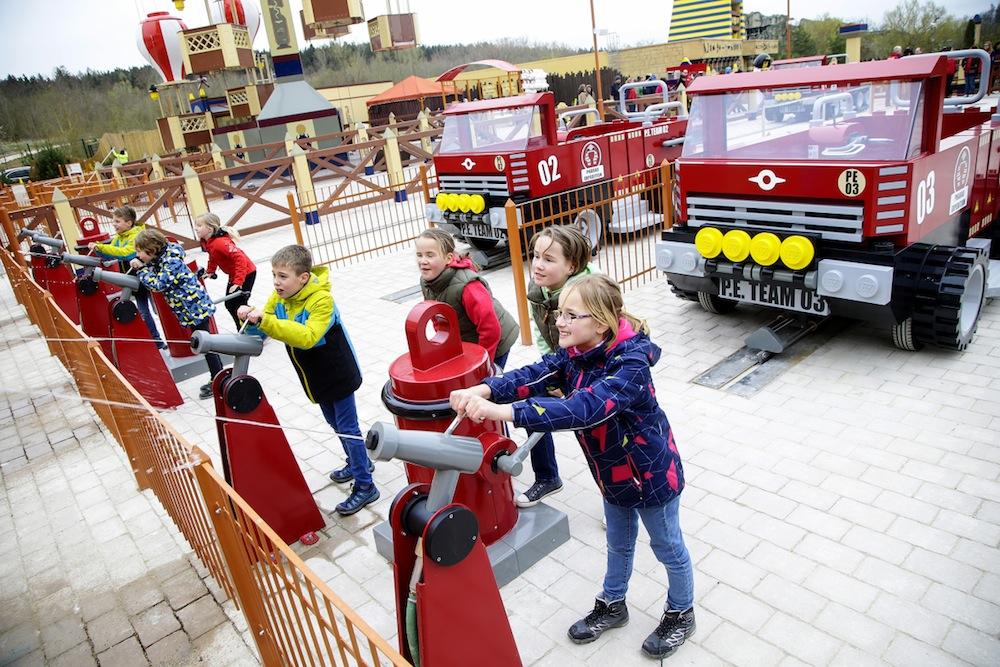 Legoland Deutschland_Pyramiden Rallye Family Rides Europe 2019