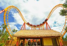 Fantawild's Silk Road Dreamland officially opens in Jiayuguan with 45 themed attractions