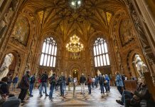 Digital Visitor UK Parliament