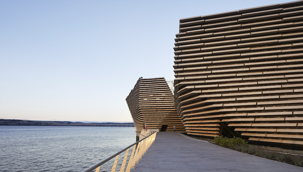 Philip Long reflects on the V&A Dundee's opening year, blooloop