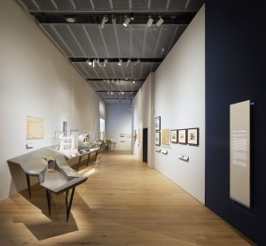 V&A Dundee interior exhibtion, blooloop