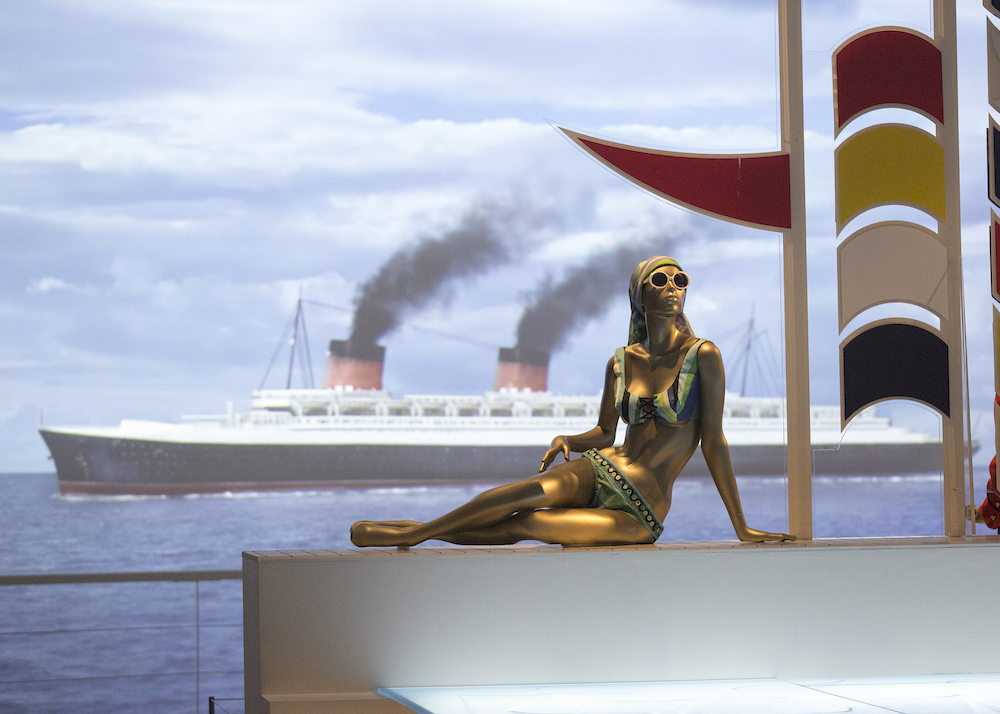 Ocean Liners exhibtion at V&A Dundee  blooloop