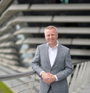 Philip Long, V&A Dundee Director