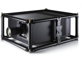 Barco UDX projector